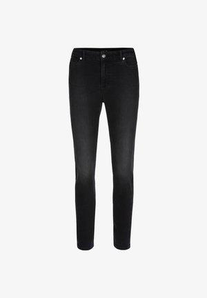 MARC CAIN DAMEN JEANS COMFORT STRAIGHT FIT - Slim fit jeans - schwarz (15)