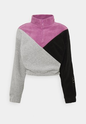 NEW COLOUR BLOCK BUBBLE - Sweatshirt - multi