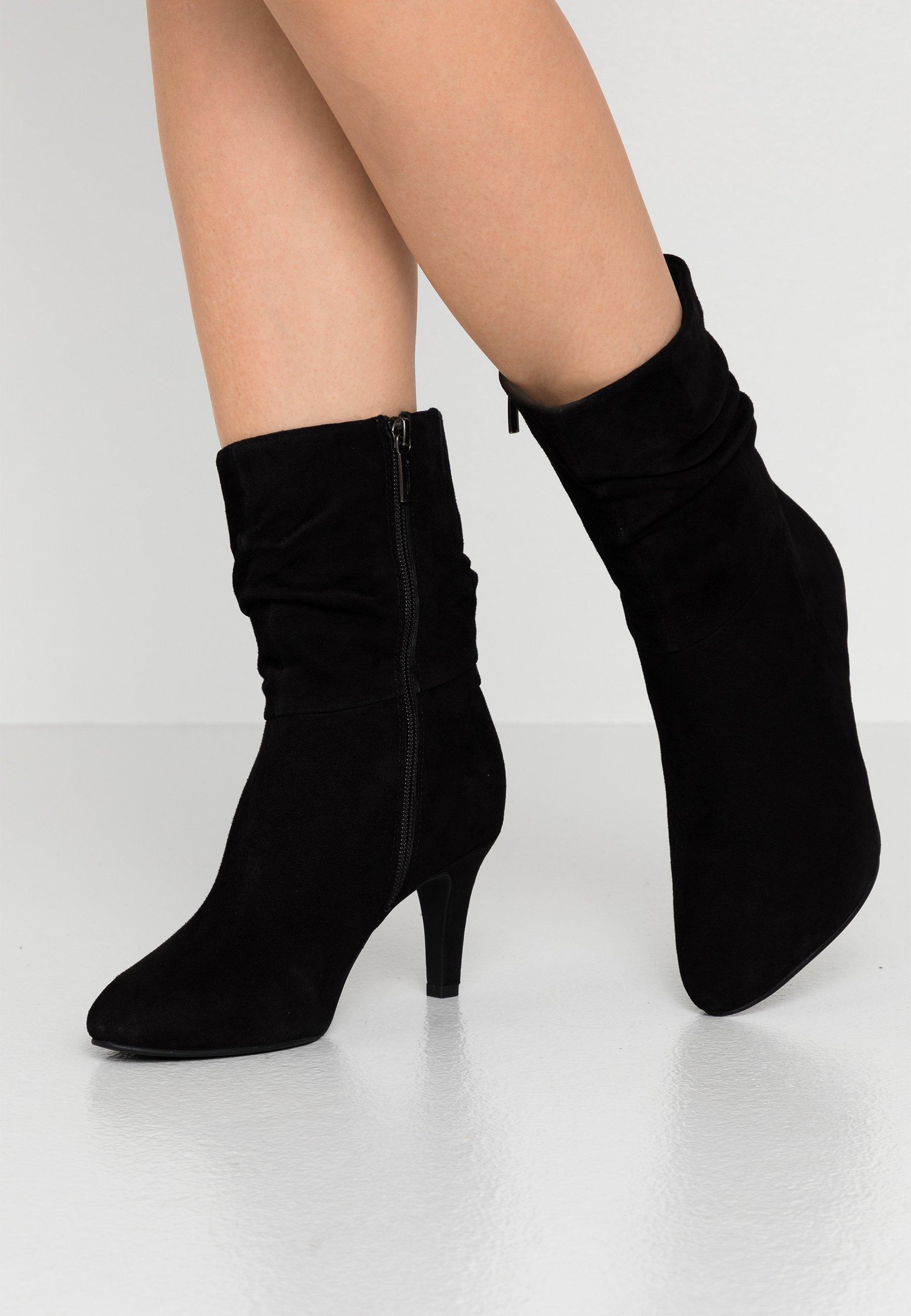 Tamaris BOOTS - Bottines - black - Bottines Femme Nouveau