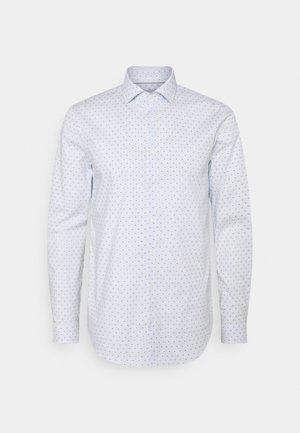 LOGO PRINT - Formal shirt - blue