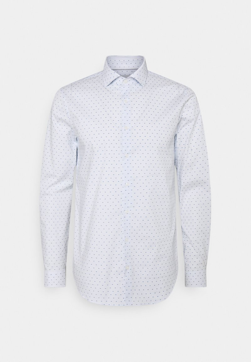 Michael Kors - LOGO PRINT - Formal shirt - blue