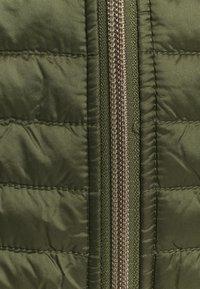 Save the duck - IRIS ALEXIS - Light jacket - cactus green - 2