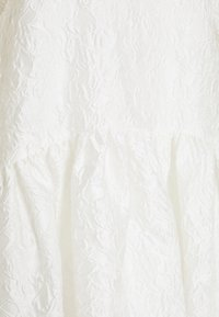 Selected Femme - SLFWINA SLEEEVE SHORT DRESS  - Cocktail dress / Party dress - white - 2