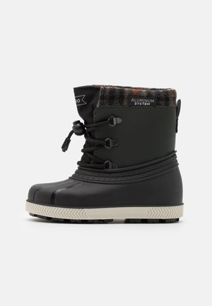 Snowboots  - dark green