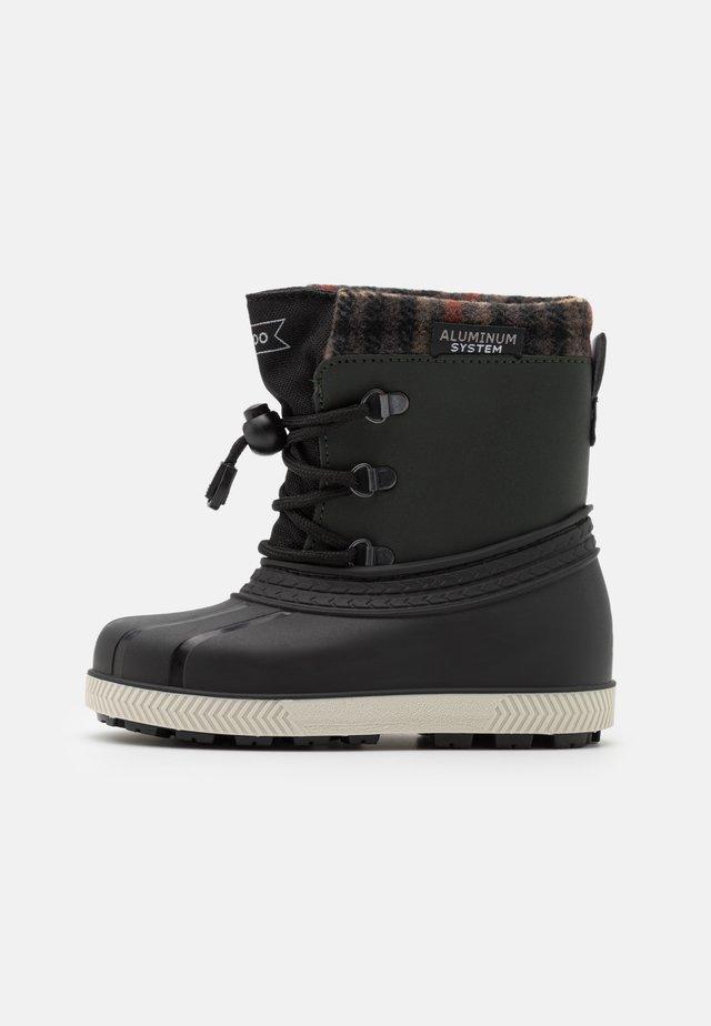 Snowboots  - dark green
