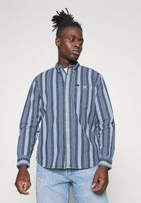 Lee - RIVETED SHIRT - Shirt - indigo - 0