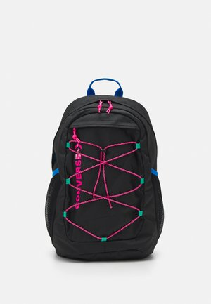 SWAP OUT BACKPACK UNISEX - Rucksack - black/hyper pink