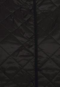 Soaked in Luxury - SLKARNA JACKET - Lett jakke - black - 2