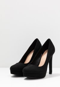 Even&Odd Wide Fit - High heels - black - 4