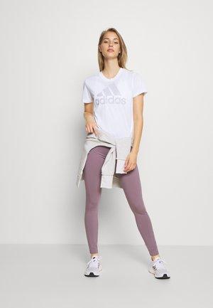 LOGO TEE - T-shirts print - white