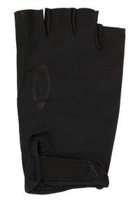 Oakley - GLOVES - Kurzfingerhandschuh - black - 2