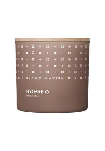 SCENTED CANDLE WITH LID - Scented candle - hygge