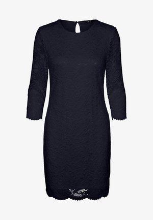 EWELINA - Shift dress - dark blue