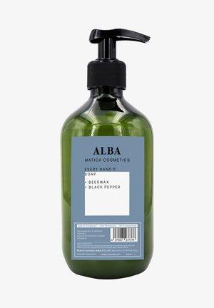 ALBA BLACK PEPPER - Soap bar - weiß