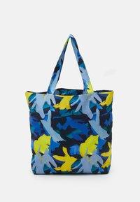STUDIO ID - TOTE BAG L - Tote bag - multicoloured/blue - 2