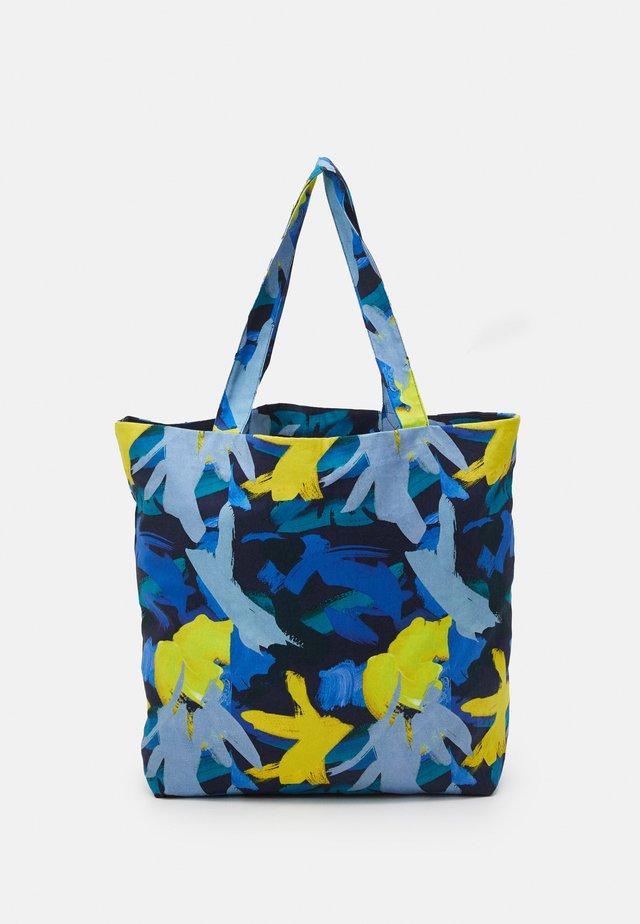 TOTE BAG L - Shopper - multicoloured/blue