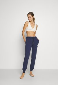 Diesel - VICTADIA TROUSERS - Pyjama bottoms - blue - 1