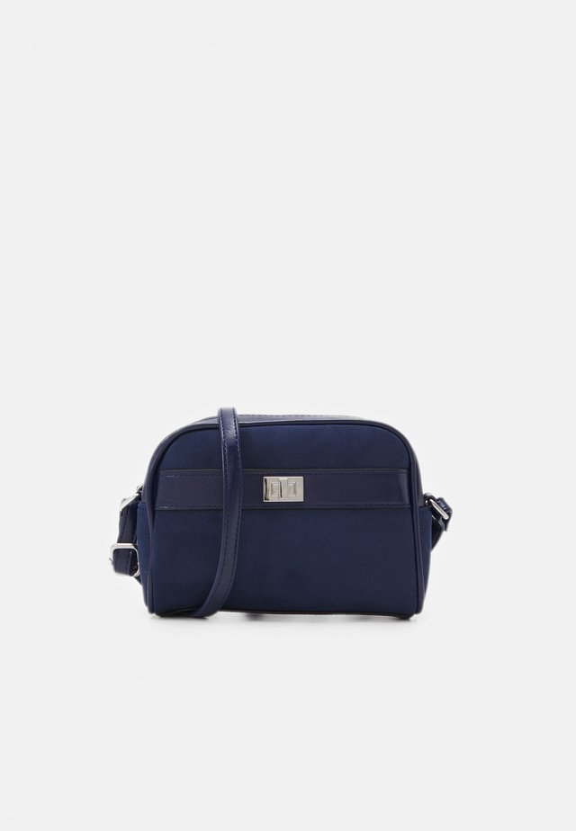 ERNEST MINI X BODY - Torba na ramię - navy