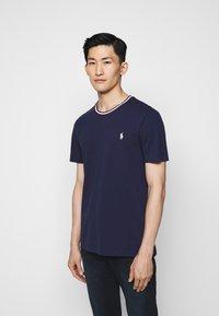 Polo Ralph Lauren - T-shirts print - french navy - 0