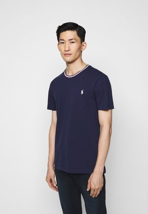 T-shirt - bas - french navy