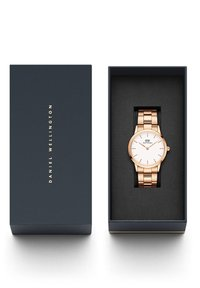 Daniel Wellington - ICONIC LINK 36mm - Watch - rose gold - 2