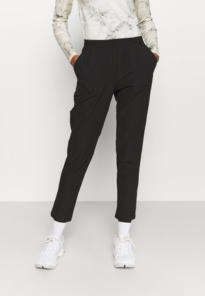 EARLY - Trousers - black