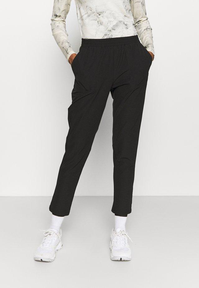 EARLY - Kalhoty - black
