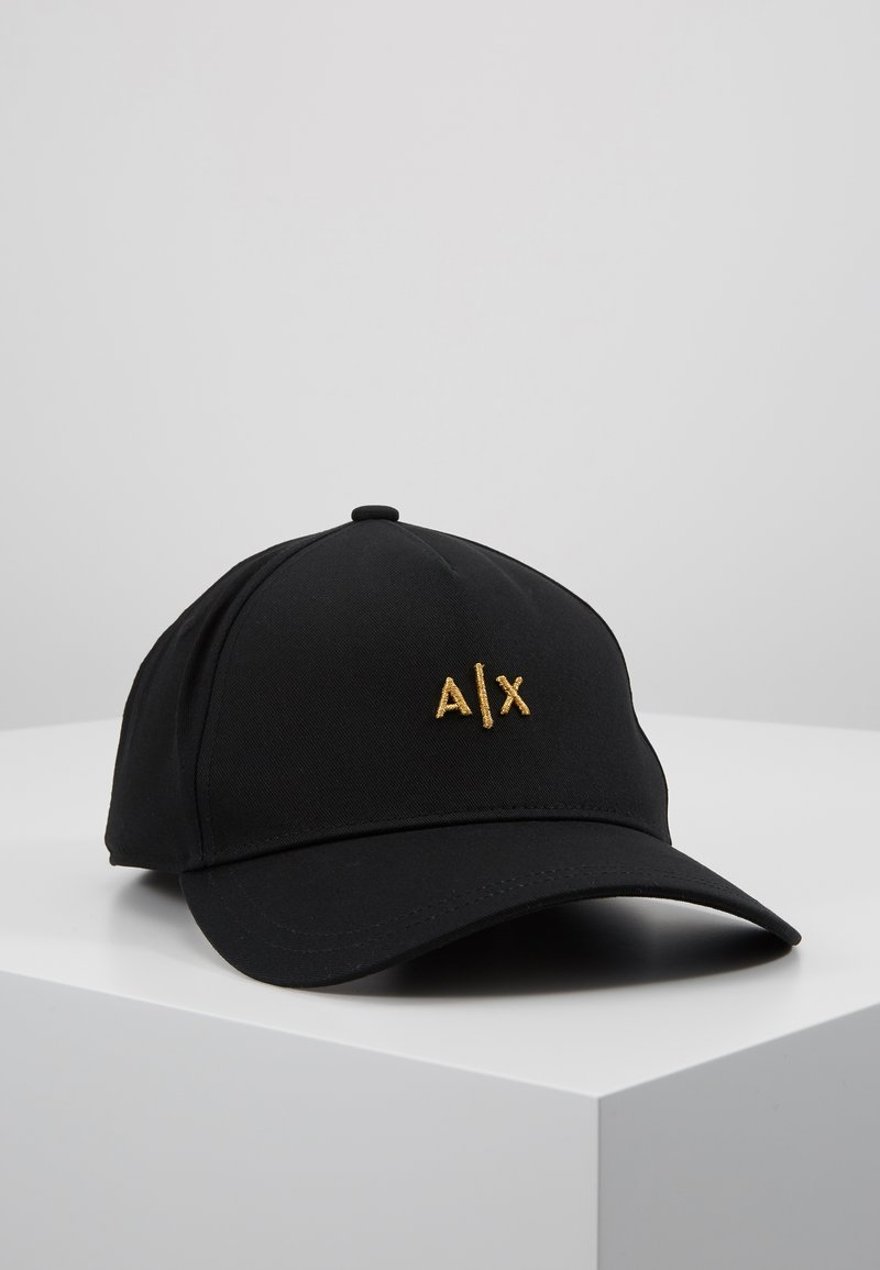 Armani Exchange - Casquette - black/gold