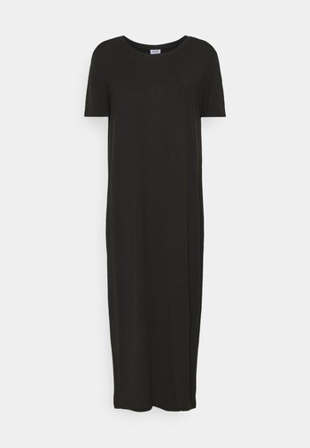 VMGAVA DRESS  - Jersey dress - black