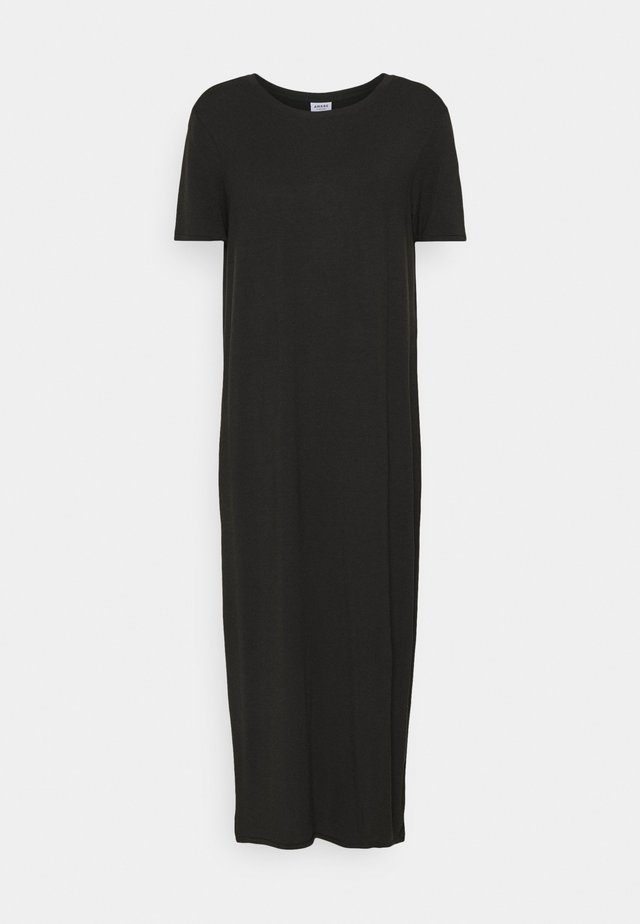 VMGAVA DRESS  - Robe en jersey - black