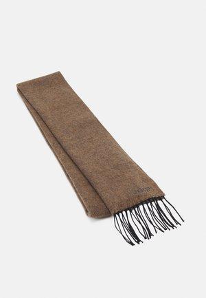 LARSEN UNISEX - Scarf - pastel brown