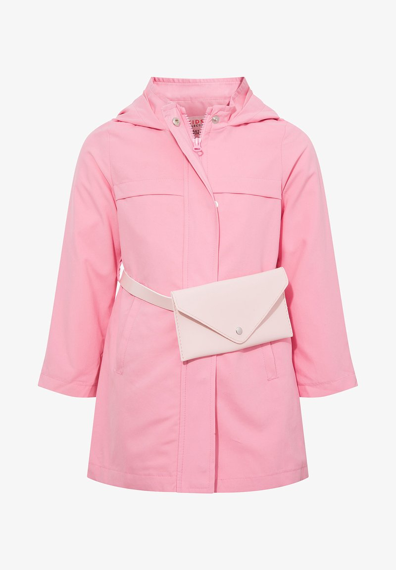 DeFacto - Gabardina - pink
