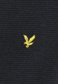 Lyle & Scott - ZIP THROUGH - Kofta - dark navy marl - 6
