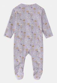Sense Organics - YSIOR RETRO BABY FOOTED  - Sleep suit - lilac - 1