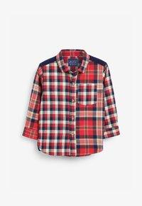 Next - SPLICED - Shirt - red - 0
