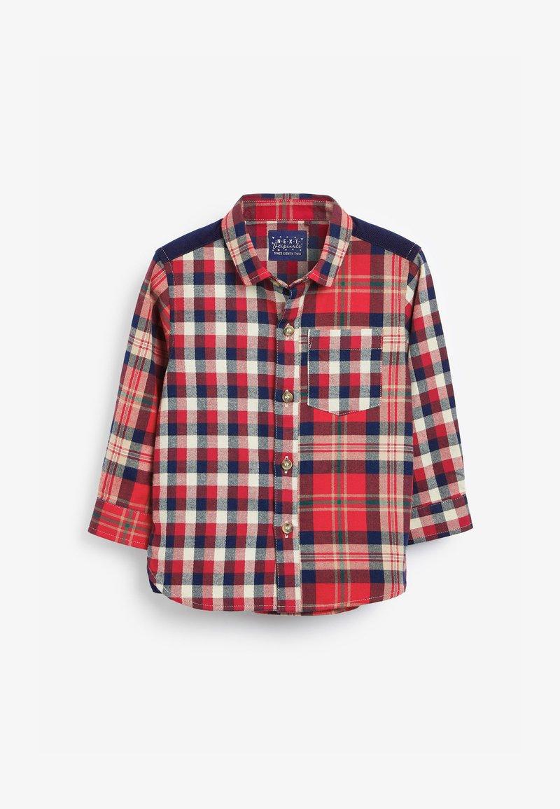 Next - SPLICED - Shirt - red