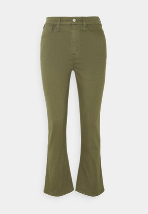 BILLIE PANT - Stoffhose - loden green