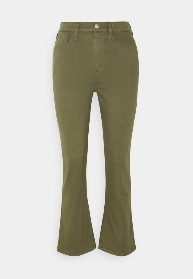 BILLIE PANT - Bukse - loden green