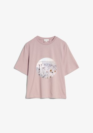 T-shirt print - kinoko