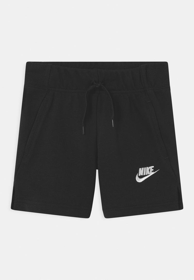 Nike Sportswear - CLUB - Spodnie treningowe - black/white