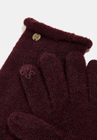 edc by Esprit - Gloves - aubergine - 2