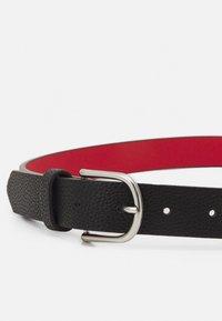Even&Odd - Belt - black/red - 2