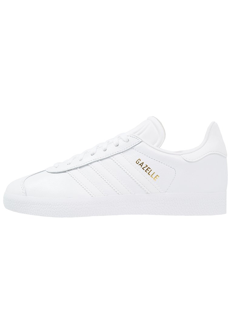 adidas Originals - GAZELLE - Sneakersy niskie - white