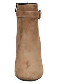 Scapa - High heeled ankle boots - taupe - 5