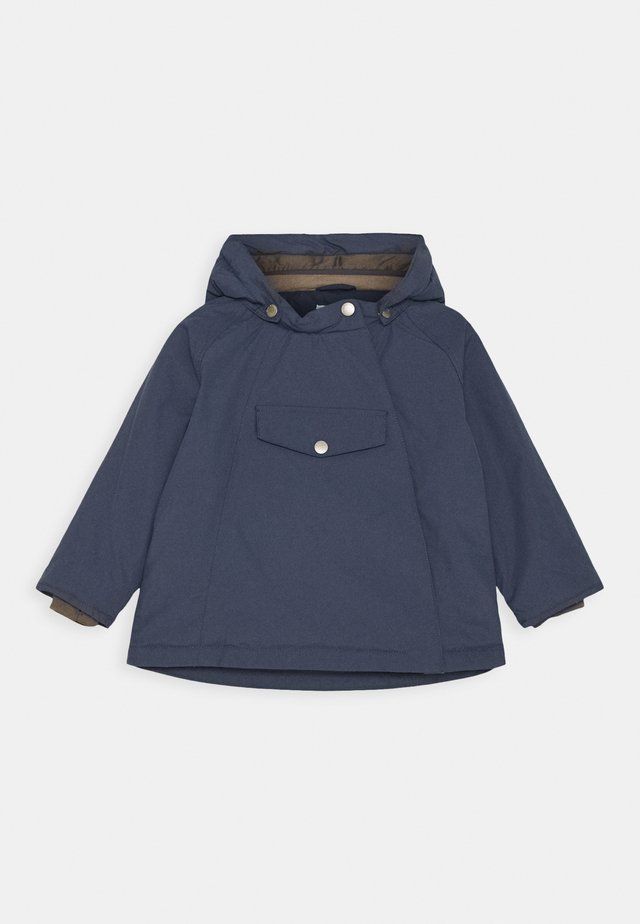 WANG JACKET UNISEX - Vinterjakke - blue nights