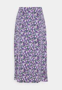 Résumé - CHARLEE SKIRT - Pouzdrová sukně - purple - 6