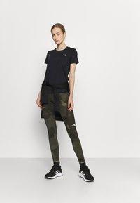 Kari Traa - NORA TEE - Print T-shirt - black - 1