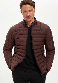 DeFacto - Light jacket - bordeaux - 0