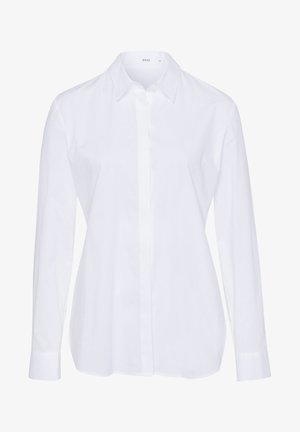STYLE VICTORIA - Button-down blouse - white