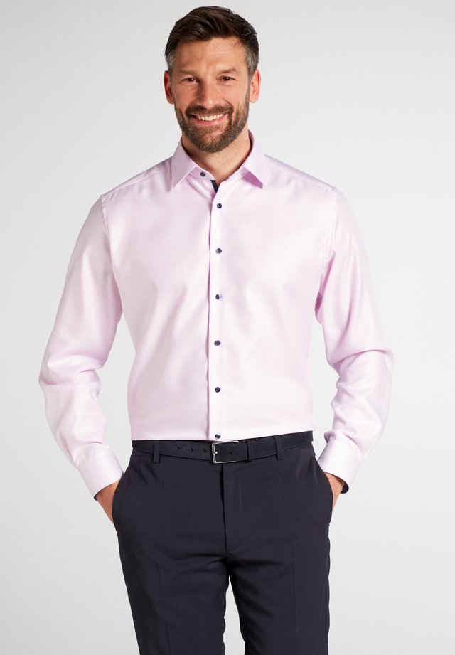 FITTED WAIST - Formal shirt - rose